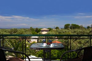 Villa Marina Lefkada with Garden View